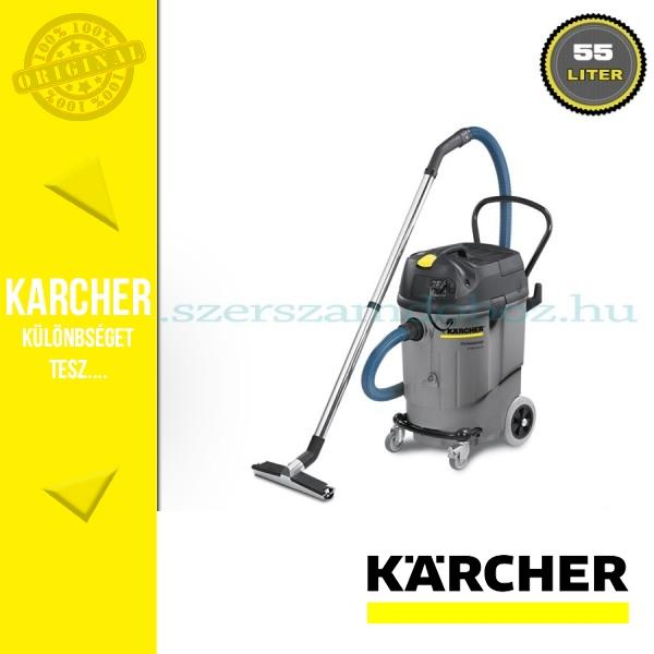 Karcher NT 611 Mwf Nedves-száraz porszívó