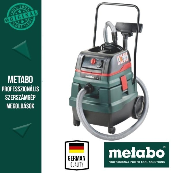 Metabo ASR 50 L SC Ipari porszívó