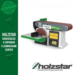 Holzstar BTS 150 kombinált tárcsa és szalagcsiszológép