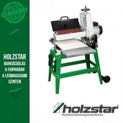 Holzstar ZSM 405 hengeres csiszológép
