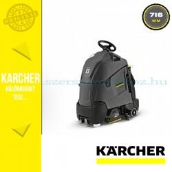 Karcher BR 55/40 RS Bp Pack (szívógerendával) Súroló-szívógép