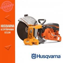 Husqvarna K 1270 RAIL benzinmotoros sínvágó gép, Ø 350 mm + RA 10 sínvágó feltét