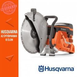 Husqvarna K 1270 benzinmotoros beton- és fémdaraboló, Ø 350 mm