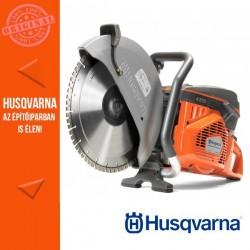Husqvarna K 970 benzinmotoros beton- és fémdaraboló, Ø 400 mm
