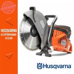 Husqvarna K 970 benzinmotoros beton- és fémdaraboló, Ø 350 mm