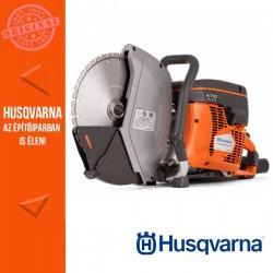 Husqvarna K 770 DRY CUT benzinmotoros beton- és fémdaraboló, Ø 300 mm