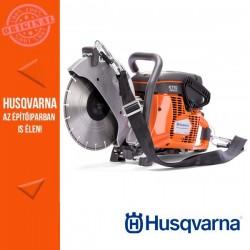 Husqvarna K 770 RESCUE benzinmotoros beton- és fémdaraboló, Ø 300 mm