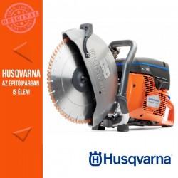 Husqvarna K 770 OILGUARD benzinmotoros beton- és fémdaraboló, Ø 350 mm
