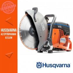 Husqvarna K 770 OILGUARD benzinmotoros beton- és fémdaraboló, Ø 300 mm