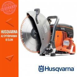 Husqvarna K 770 benzinmotoros beton- és fémdaraboló, Ø 300 mm