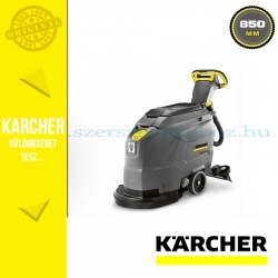 Karcher BD 43/35 C Ep Súroló-szívógép