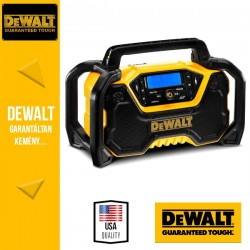 DeWalt DCR029-QW Akkus compact bluetooth rádió