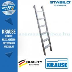 Krause Stabilo Professional lépcsőfokos támasztólétra, egyrészes 6 fokos