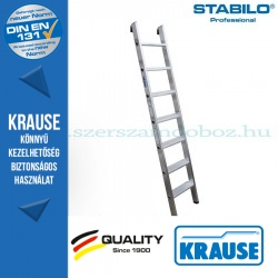 Krause Stabilo Professional lépcsőfokos támasztólétra, egyrészes 7 fokos