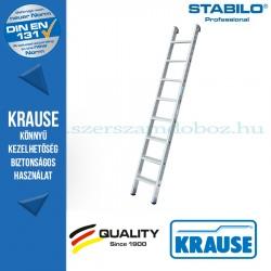Krause Stabilo Professional lépcsőfokos támasztólétra, egyrészes 8 fokos