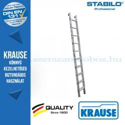Krause Stabilo Professional lépcsőfokos támasztólétra, egyrészes 10 fokos