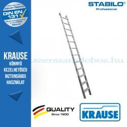 Krause Stabilo Professional lépcsőfokos támasztólétra, egyrészes 12 fokos