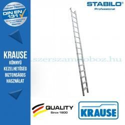 Krause Stabilo Professional lépcsőfokos támasztólétra, egyrészes 15 fokos