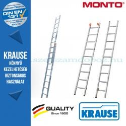 Krause Monto létrafokos tolólétra Fabilo kétrészes 2x9 fokos