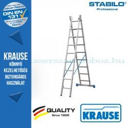 Krause Stabilo Professional létrafokos többcélú létra 2x9 fokos