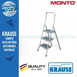 Krause Monto Toppy XL összecsukható fellépő 3 fokos