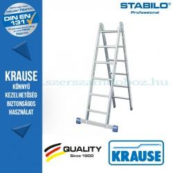 Krause Stabilo Professional csuklós állólétra 2x6 fokos