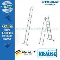 Krause Stabilo Professional csuklós állólétra 2x8 fokos