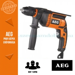 AEG SBE 650 R SET Fúró-ütvefúró