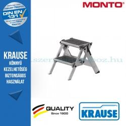 Krause összecsukható lépcső 2 fokos