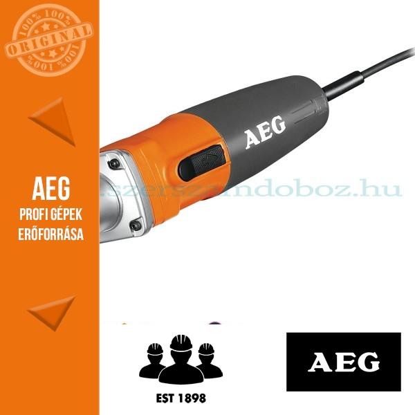 AEG GS 500 E Egyenescsiszoló