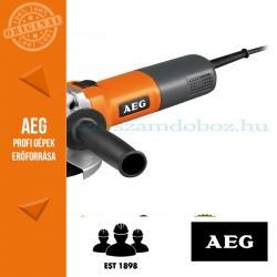 AEG WS 6-125 Sarokcsiszoló