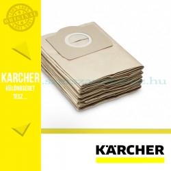 Karcher Papírporzsák 5db