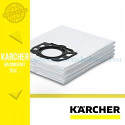 Karcher Gyapjú porzsák 4db
