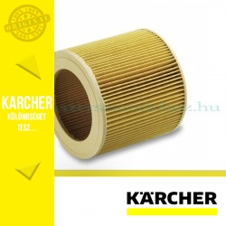 Karcher Patronszűrő