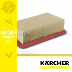 Karcher Lapos redős szűrő