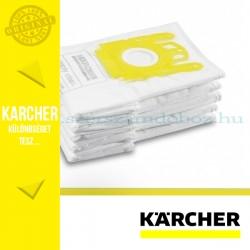 Karcher Gyapjú porzsák 5db