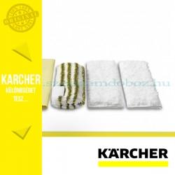 Karcher Mikroszálas törlőkendő készlet fürdőszobához 4db