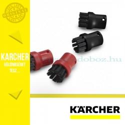 Karcher 3 darabos Körkefekészlet Gőztisztítókhoz