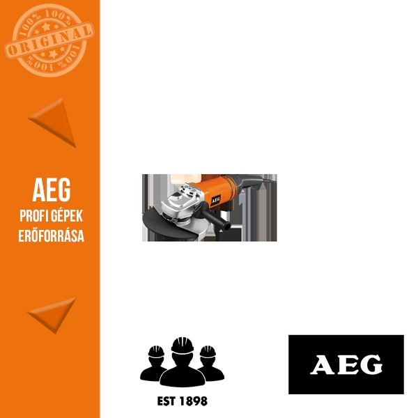 AEG WS 21-230 GVX\r\n/DMS Sarokcsiszoló