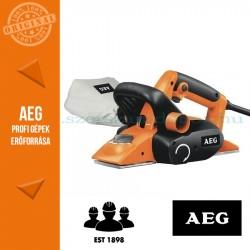 AEG PL 750 Gyalugép