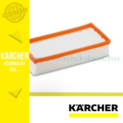 Karcher M porosztályú Papír Légszűrő