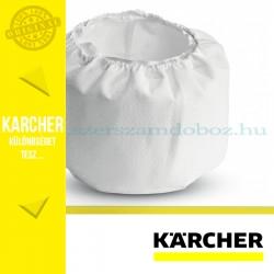 Karcher Membrán-szűrő, poliészter tűfilc