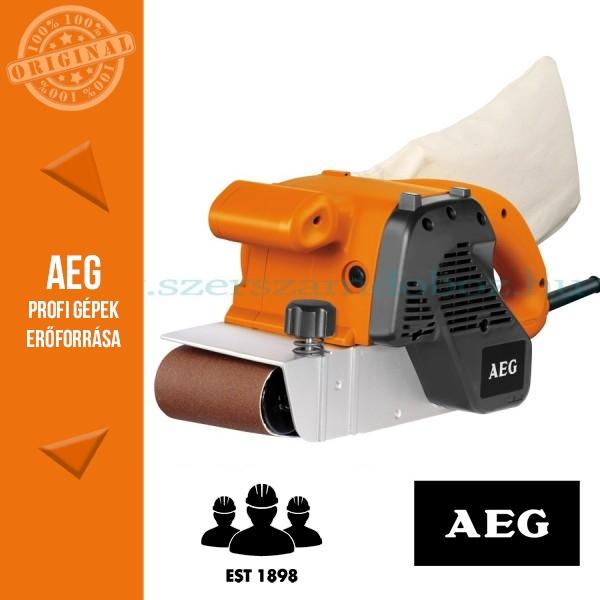 AEG BBSE 1100 Szalagcsiszoló