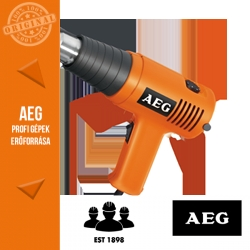 AEG PT 600 EC  Hőlégfúvó