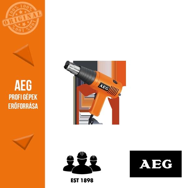 AEG PT 600 EC szett Hőlégfúvó