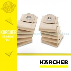 Karcher 2 régetű Papír Porzsák T7/1 10db