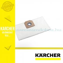 Karcher Gyapjú porzsák 10 db