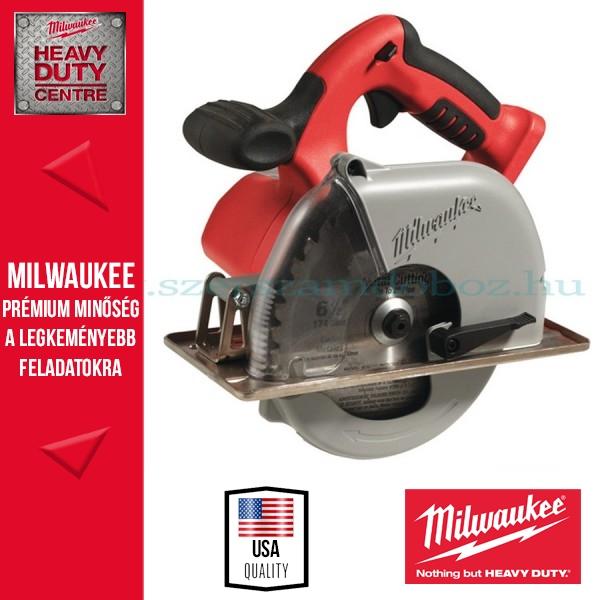 Milwaukee HD28 MS-0 Akkus Fémvágó körfűrész