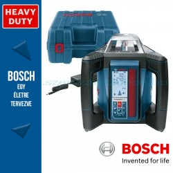 Bosch GRL 500 H + LR 50 Professional Forgólézer