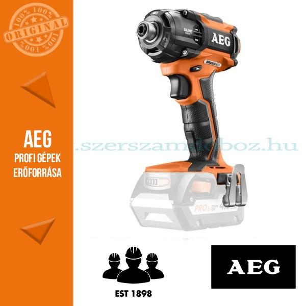 AEG BSS 18 OP Akkus szénkefementes ütve-csavarbehajtó